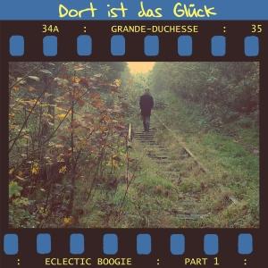 EP Dort ist das Glück (2014) hoesontwerp