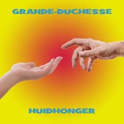 Hoes Grande-Duchesse Huidhonger met twee elkaar net niet rakende handen